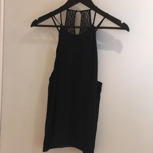 Parker Silk Top - Small